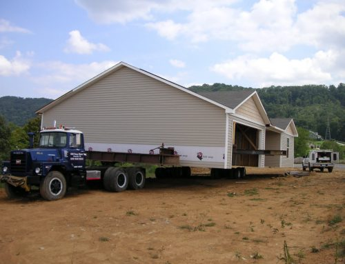 Knox County Setback Violation Forces House Move