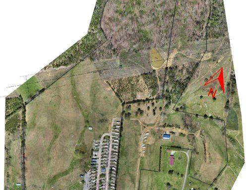 UAV Mapping – Baileyton KOA